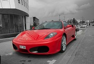 Rent Ferrari California T in Dubai image